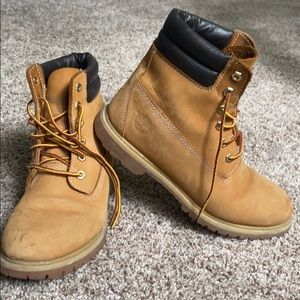 Wheat Timberlands